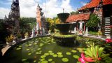 Bali Temple Loop stock footage
