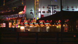 HD2008-7-2-27 Midway Night stock footage