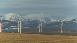 HD2009-10-6-4 wind turbines ビデオ