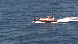 HD2008-8-13-30 Pilot Boat stock footage
