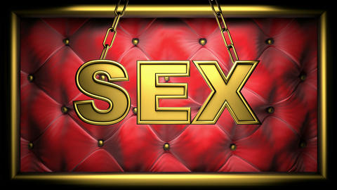 Sex Red stock footage