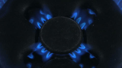 gas flame 15 Footage