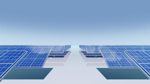 Solar Panel Cb2 HD Animation