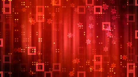 Red Party Glitters stock footage