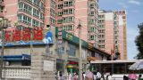 Beijing China Street 01 Neutral High Dynamic Color stock footage
