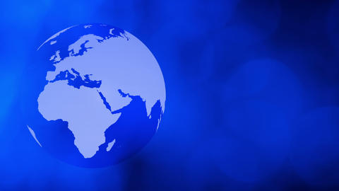 Global Business Background stock footage