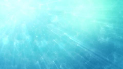 Abstract Soft Background OCEAN 2 stock footage