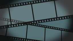 Camera Film Strip stock footage