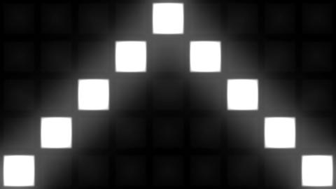 Cube Glow 22 stock footage