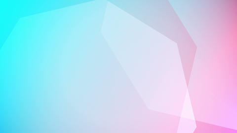 Soft Colored Abstract Background. Loopable stock footage