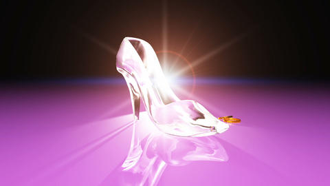 Cinderella shoes Animation