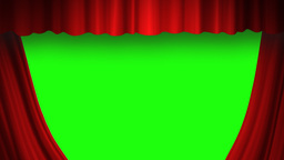 curtain HD Animation