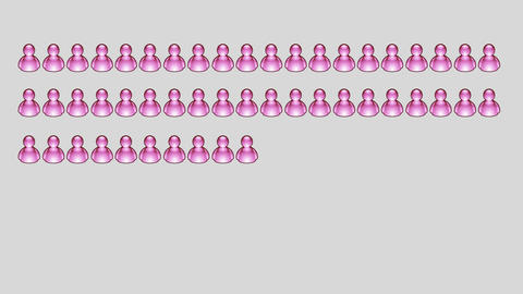 pink msn icons count Animation