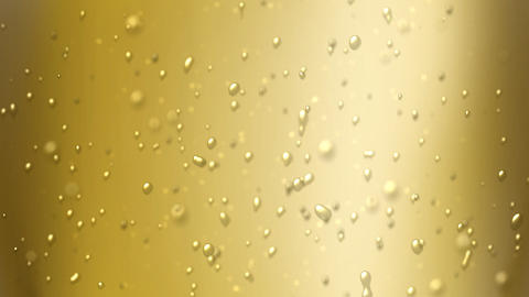 Champagne Air Increase Up stock footage