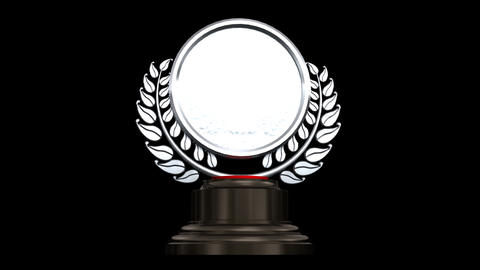 Medal Prize Trophy A HD Animation