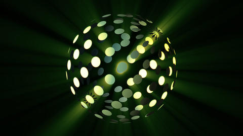 Sphere VJ PNG Animation
