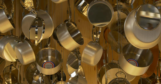 Cookware 02 stock footage