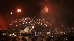 New Years Eve 2013 Sydney-6 Footage