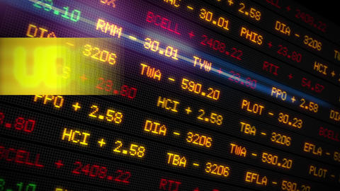 Stock Exchange stock footage