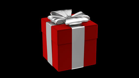 Gift box Animation