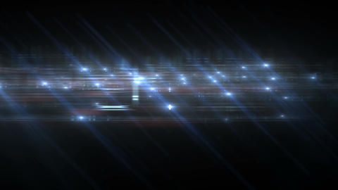 Title BG Abstract Particle Effect Flashing Light VJ Background Footage